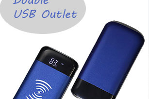 10000mAh Wireless Power Bank