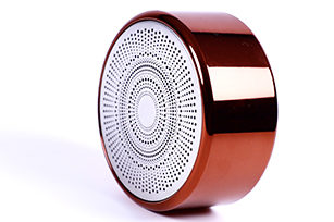 Metal Bluetooth Speaker Colorful 3W Power with B.T 5.0