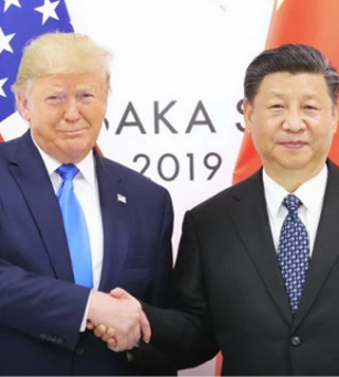The lated news about Sino-US trade war