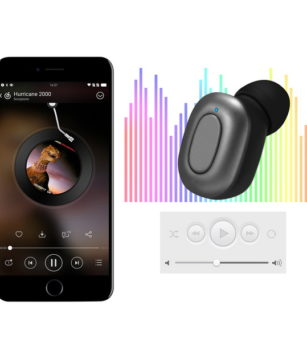 what is car wireless BT earphone ?