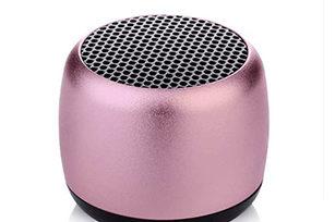 Aluminium Mini TWS 2W Wireless  Bluetooth Speaker