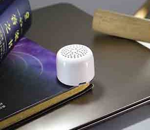 Mini TWS Remote Shutter Bluetooth Speaker with 160mAh