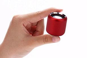 TWS Aluminium 3W V5.0 Mini Bluetooth Speaker for Iphone