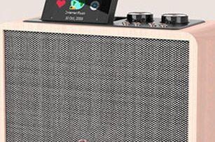 Internet Radio/DAB+20W Bluetooth Speaker EQ/FM Radio/Bluetooth /Aux