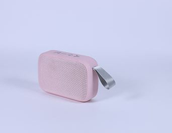 Multi color Cloth 3W Bluetooth Speaker with Handsfree functions